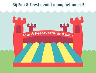 fun & feestverhuur Assen